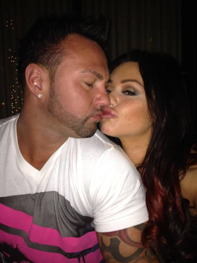 Roger Mathews Did WHAT Romantic Thing For Fiancée JWOWW? (PHOTO)
