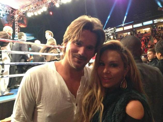 Adrienne Maloof and Sean Stewart Back Together? Couple Spotted Canoodling!