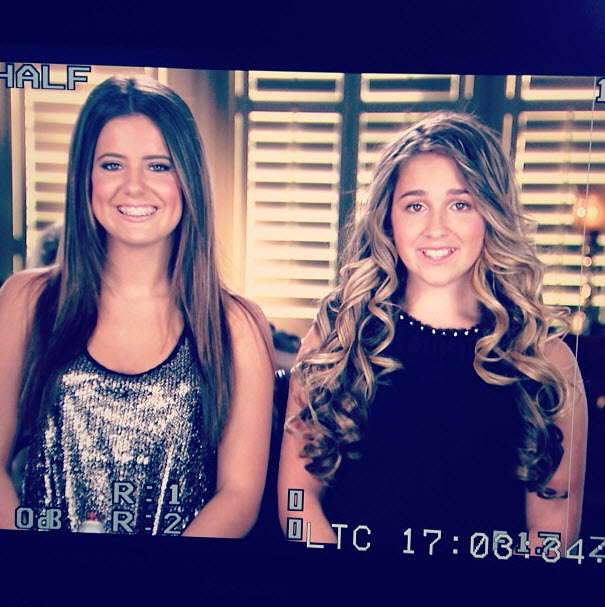 Brielle and Ariana Zolciak Shoot Don't Be Tardy…! (PHOTO)