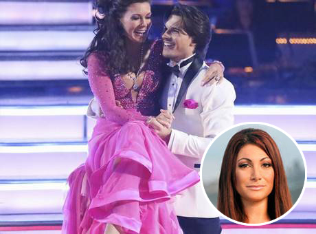 """Deena Cortese on Lisa Vanderpump: """"I Thought She Was Going to Be Awesome … But I Guess Not"""" (EXCLUSIVE VIDEO)"""