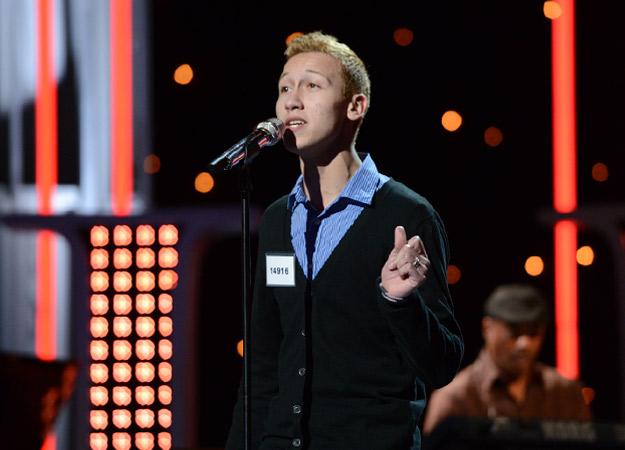 American Idol 2013: Devin Velez Naval Academy Classmates Cheer Him On