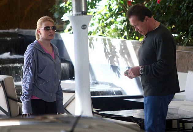 Arnold Schwarzenegger Dating Woman 27 Years Younger Than Him: Report