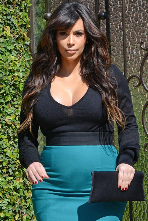 Pregnant Kim Kardashian Shouldn't Get Botox, Surgeon Says — Exclusive
