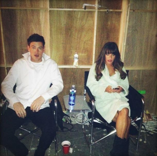 Is Lea Michele's Rachel Pregnant? UPDATE