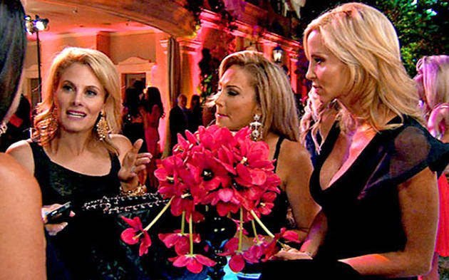 Did Brandi Glanville Have Sex at the White Party and More Burning Questions From Real Housewives of Beverly Hills Season 3, Episode 18