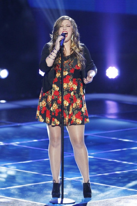 """Watch Sarah Simmons Sing """"One of Us"""" on The Voice 2013 Blind Auditions (VIDEO)"""