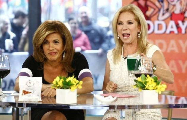 Kathie Lee Gifford Thinks Ladies Shouldn't Shave… Down There (VIDEO)