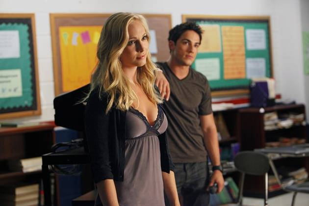 Vampire Diaries' Candice Accola on Caroline's Small-Town Style