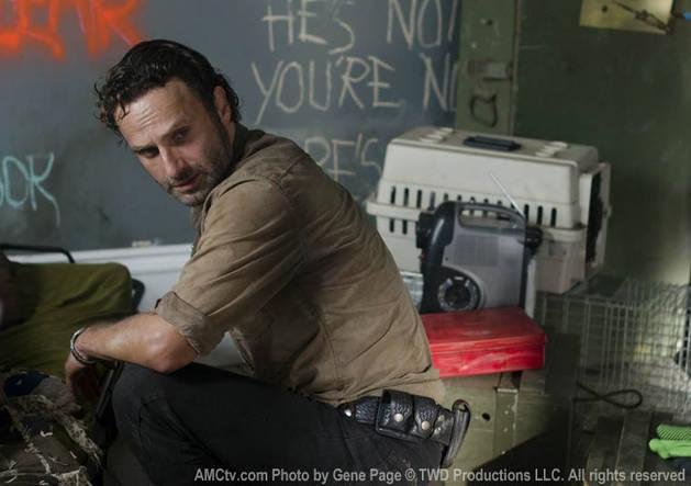 The Walking Dead Season 3 Episode 12 Recap: Rick's Shocking Visit to the Past