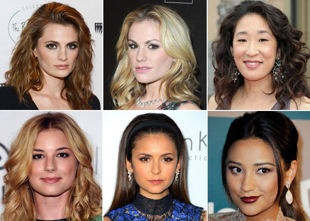 Who's the Hottest Canadian Actress on American TV? (POLL)