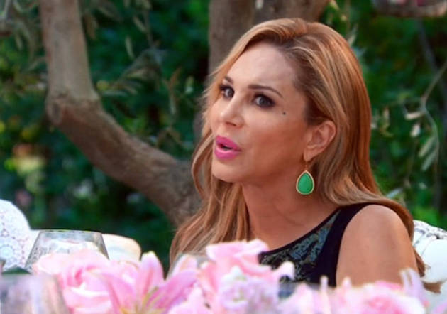 Adrienne Maloof Departing Real Housewives of Beverly Hills: Report