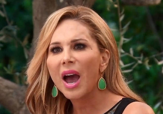 "Adrienne Maloof ""Let Go"" from Real Housewives: Report"