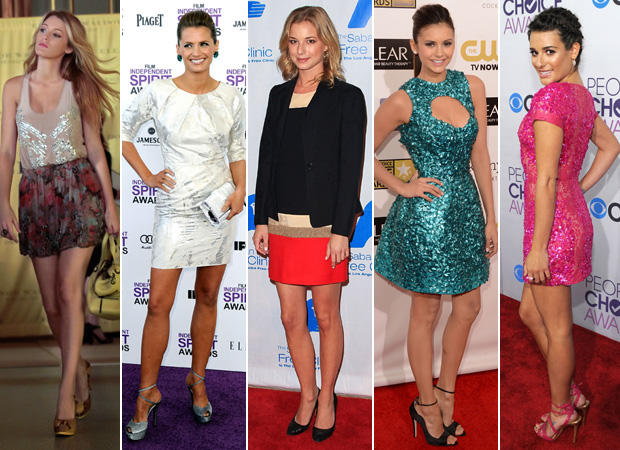 Which TV Actress Has the Sexiest Legs? (POLL)