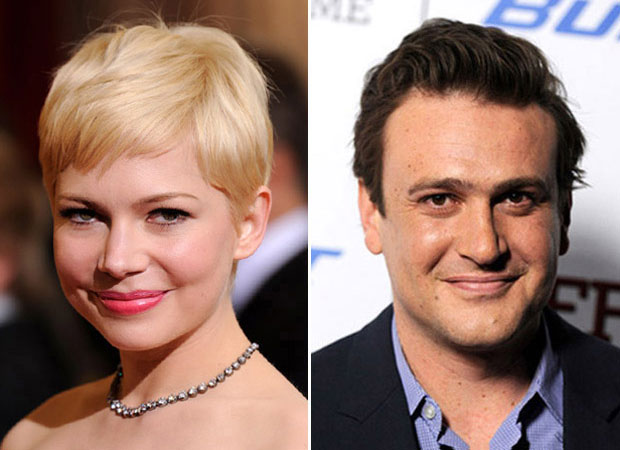 Michelle Williams's Rep: She Did NOT Dump Jason Segel Via Text
