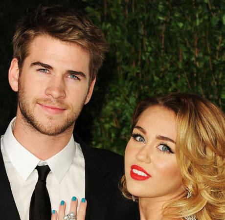 """Miley Cyrus and Liam Hemsworth Are """"Inseparable"""" Since His Return"""