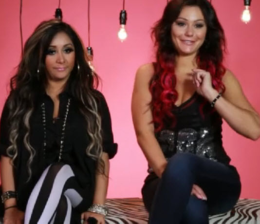 Which A-List Celeb Did Snooki and JWOWW Hang Out With? (PHOTO)