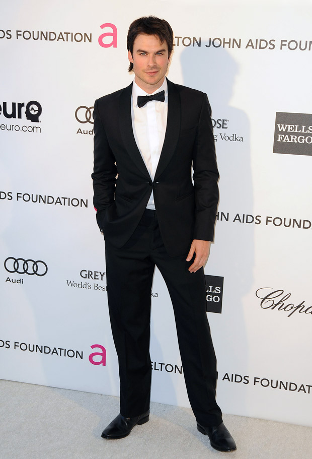 Ian Somerhalder Foundation Supports Barefoot Wine's Souls of the Year