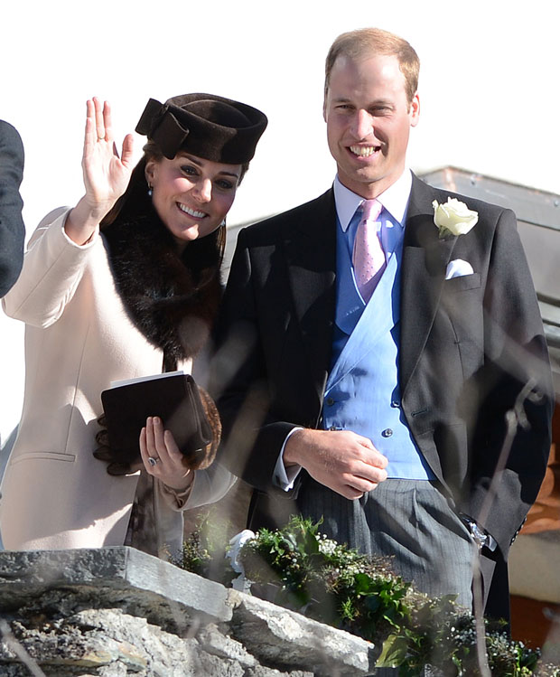 Pregnant Kate Middleton and Prince William: Baby Name Revealed?