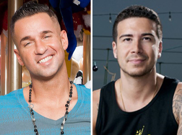 Jersey Shore Spin-Offs: The Situation vs. Vinny Guadagnino
