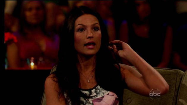 Bachelor Nation on Tierra's Women Tell All Return: Did She Get Her Dent Filled In?