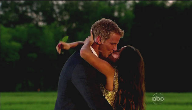 Bachelor Finale OMG Moments: Sean Rejects Lindsay, Picks Catherine