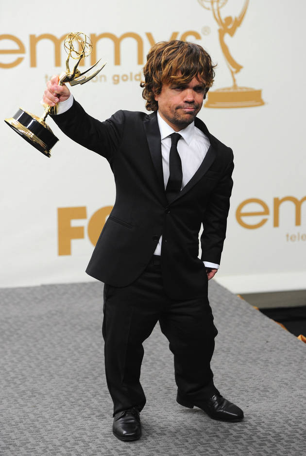 Game of Thrones Star Peter Dinklage: I'm No Sex Symbol