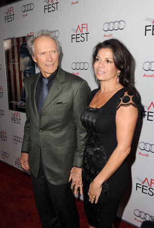 Clint Eastwood Spotted Without Wedding Ring After Wife Enters Rehab