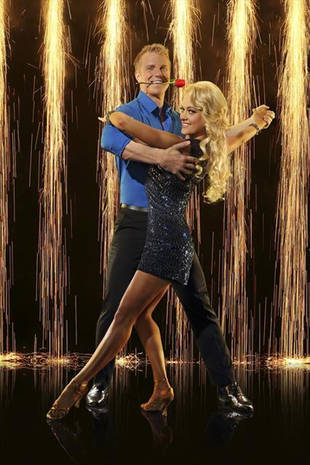 Is Sean Lowe's Grueling Publicity Schedule Hurting His DWTS Chances?
