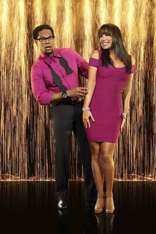 Dancing With the Stars 2013: D.L. Hughley  vs. The Judges — Whose Side Are You On?