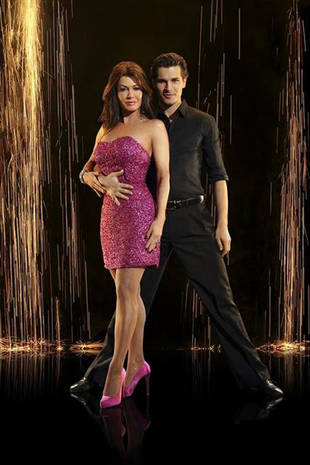 Dancing With the Stars 2013: Lisa Vanderpump Talks Prom Night and Gleb's Pink Thong — Exclusive