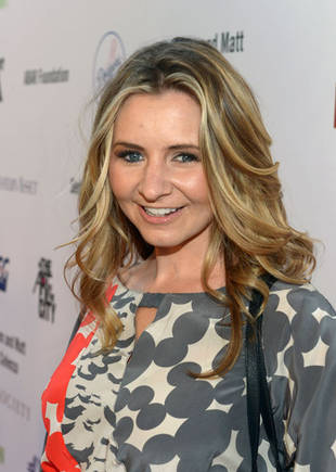 Beverley Mitchell Gives Birth to Baby Girl Kenzie Lynne!
