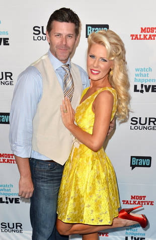 Gretchen Rossi and Slade Smiley Show Off Their Engagement Rings