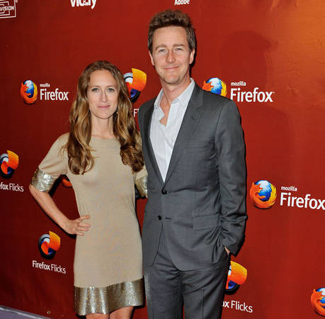 Edward Norton and Shauna Robertson Have Been Secretly Married Since 2012