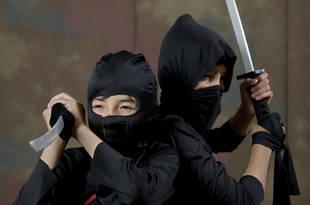 Teenager Blames Ninjas For Getting Shot in Groin