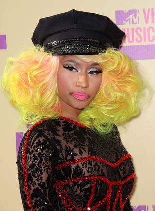 Nicki Minaj: 'I Have a lot of Self Control on American Idol'