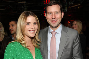 Jenna Bush Hager Reveals Her Water Broke at a Very Inopportune Time