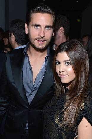 Kourtney Kardashian As Khloe's Surrogate: Scott Disick Responds