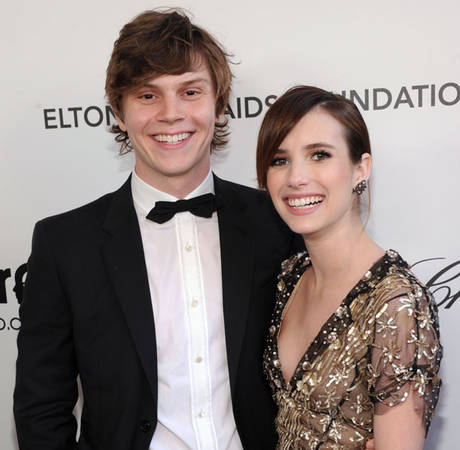 Emma Roberts and Evan Peters Reveal Date Night Plans