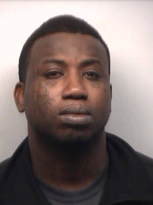 Gucci Mane Allegedly Hits Fan in the Head With Champagne Bottle