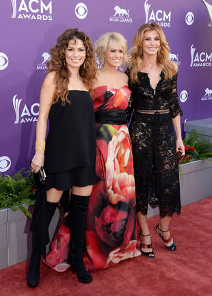 American Idol Stars Rock the Red Carpet at the 2013 ACM Awards! (PHOTOS)