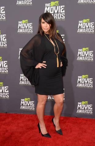 Kim Kardashian Covets Kendall Jenner's Body! Is This Creepy?