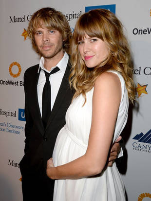 NCIS: LA Star Eric Christian Olsen's Wife Debuts Baby Bump — See Pic!