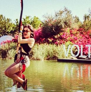 Lucy Hale Did WHAT at Coachella?! (PHOTOS)