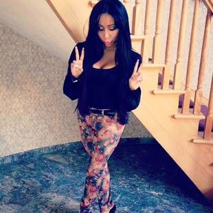 Snooki Goes Springtime Chic for a Romantic Date Night (PHOTOS)
