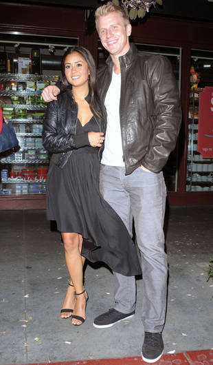 Sean Lowe and Catherine Giudici: Late Night PDA (PHOTOS)