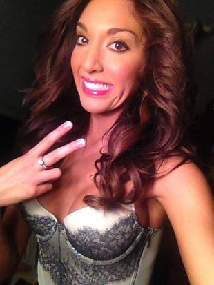 Farrah Abraham Brings Four-Year-Old Daughter to Sex Tape Negotiations!