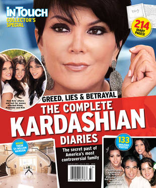 Details From Shocking Kardashian Tell-All Hit The Presses