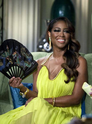 Kenya Moore Is Dating an African Oil Tycoon