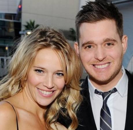 Michael Buble Hates Pregnant Wife's Baby Name Choices
