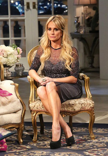 RHoBH's Taylor Armstrong Will Have Smaller Role in Season 4: Report